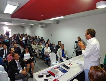 Encontro dos Delegados com os candidatos ao Governo do Estado 2014 (70)