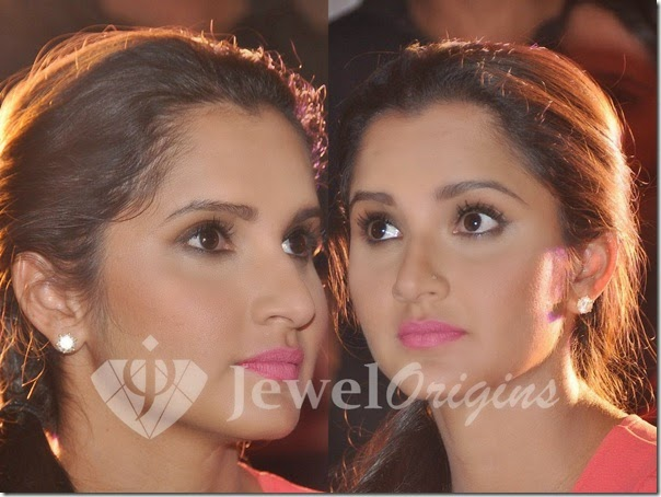 Sania_Mirza_Diamond_Earrings