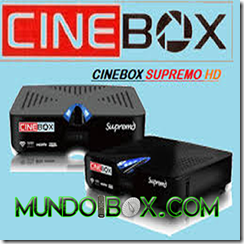 CINEBOX SUPREMO