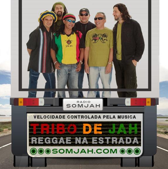caminhao reggae tribo de jah