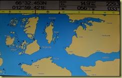 Near Arctic Circle Map