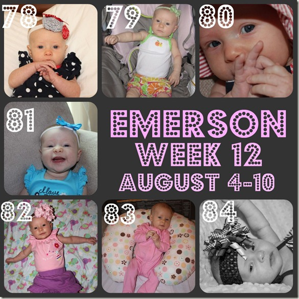 Emerson Week 12