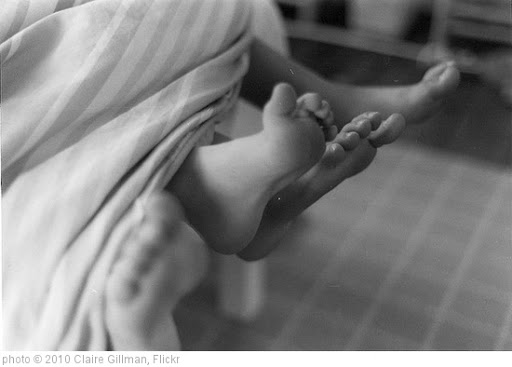 'little feet' photo (c) 2010, Claire Gillman - license: http://creativecommons.org/licenses/by/2.0/
