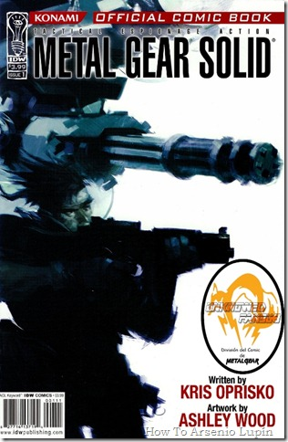 2012-03-28 - Metal Gear Solid