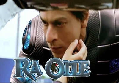 Hit movie Ra.One today collection report