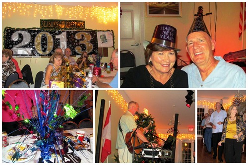 new years eve collage