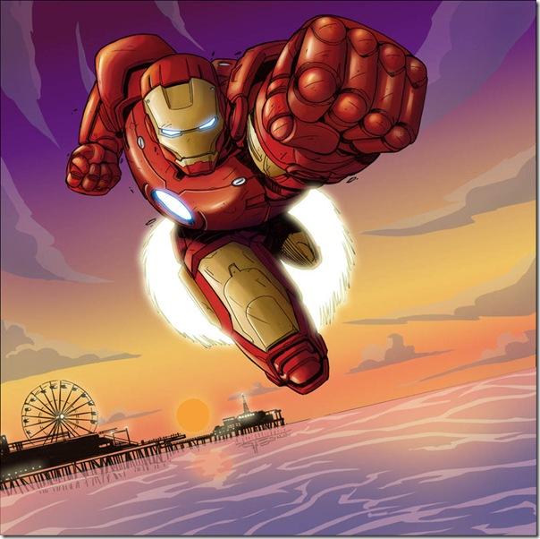Iron man ,Anthony Edward ,Tony Stark (94)