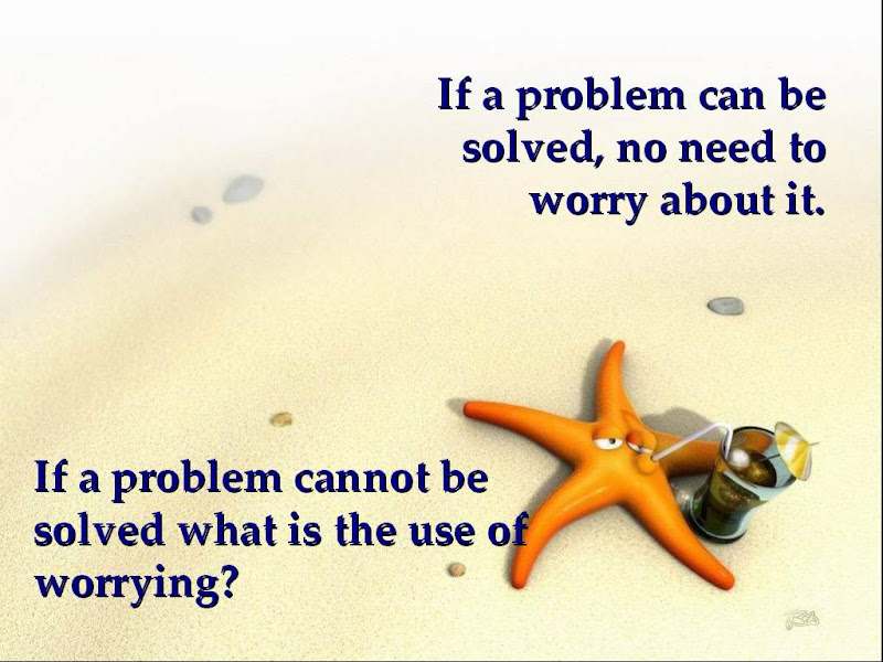Great Quotes that help to solve some of our major Problems