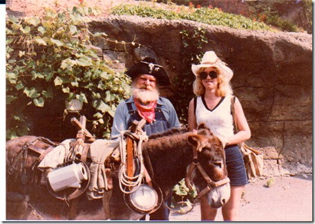 Donna & Friend1982