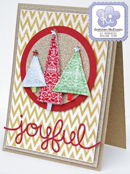 Gretchen McElveen_Joyful card