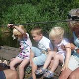 Junglesti og tømmerflåde sejlads. Pas på krokodillerne!