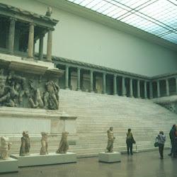 07.- Altar de Zeus. Pérgamo