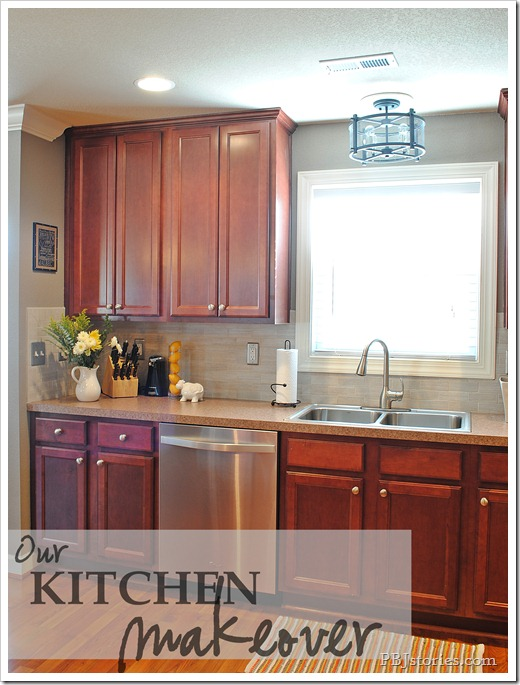 PBJstories.com Kitchen Makeover