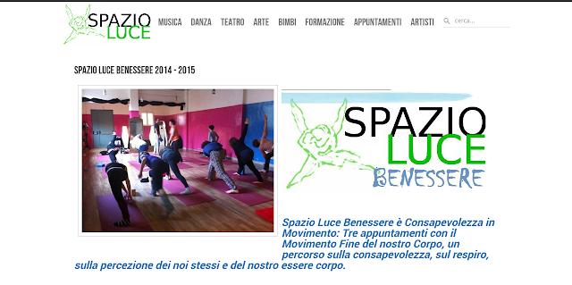 Corsi benessere a SpazioLuce Milano