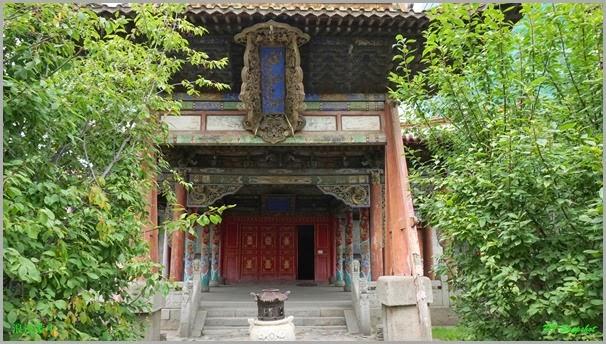 乔伊金喇嘛博物馆