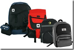 Converse Back to School Back Pack Parade