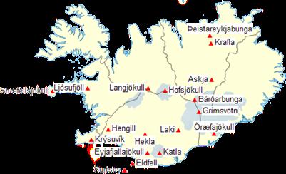 Vulcões Islandeses