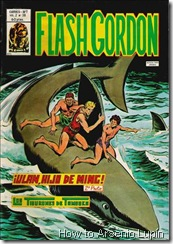 P00021 - Flash Gordon v2 #38