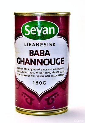 Baba Ghannouge - Burk