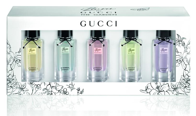 gucci flora travel