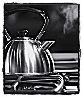 bigstockphoto_steaming_tea_