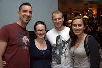 Gerrod, Kristy, Steve, Weezy