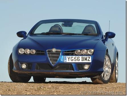 Alfa Romeo Spider UK Version _4