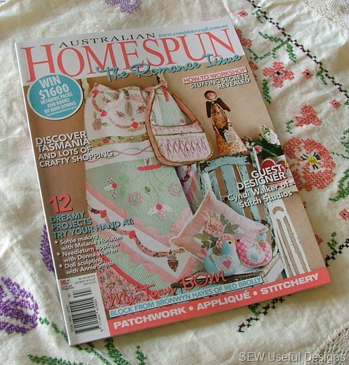 Homespun Sept11pic