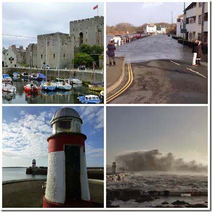 IOM Storm Castletown
