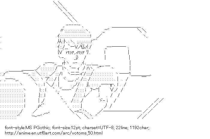[AA]Chirico Cuvie (Armored Trooper Votoms)