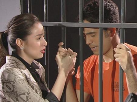 Cristine Reyes and Gerald Anderson in Bukas Na Lang Kita Mamahalin