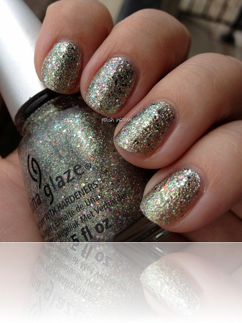 China Glaze Ray-diant 3