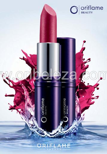 Batom Hydra Colour – Catálogo 08/2011 da Oriflame