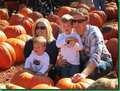 Burts farm- family