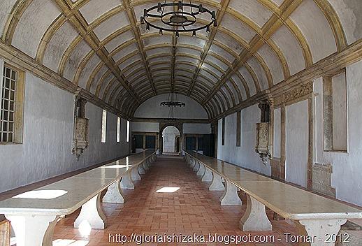 Glória Ishizaka - Tomar - Convento de Cristo 65