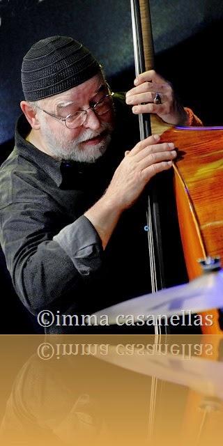 Henri Texier, Nova Jazz Cava, Terrassa 2014