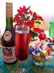 Christmas Morning Kir