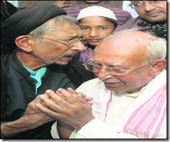 M_Id_118944_K_S_Sudarshan_with_Shia_Cleric_Maulana_Hamidul_Hasan