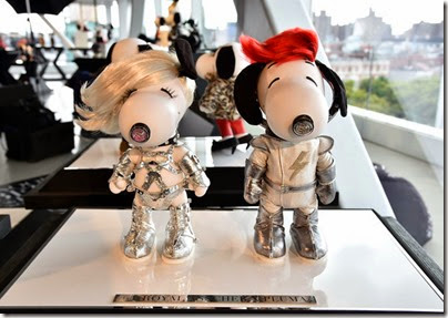 Peanuts X Metlife - Snoopy and Belle in Fashion Exhibition Presentation (Source - Slaven Vlasic - Getty Images North America) 30