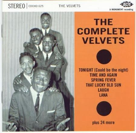 Velvets front 1996