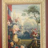 Gobelin 9109, Bouquet jardin, 200x150cm, 150x110cm