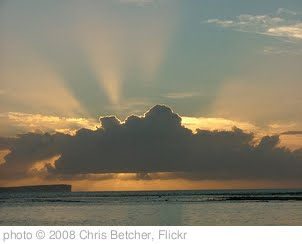 'Sunrise through the clouds' photo (c) 2008, Chris Betcher - license: http://creativecommons.org/licenses/by-sa/2.0/