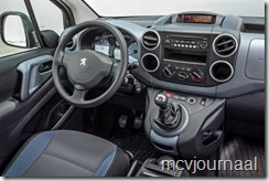 Dacia Dokker vs Peugeot Partner Teepee 06