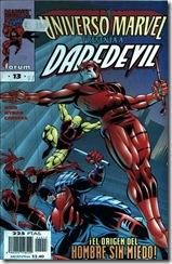P00316 - Universo Marvel  Presenta