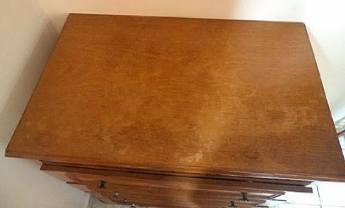 Decoração - como customizar cômoda antiga de madeira