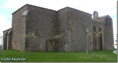 Iglesia de San Miguel de Olcoz