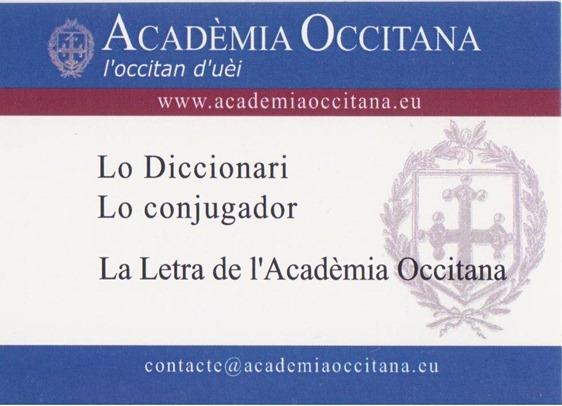Acadèmia Occitana