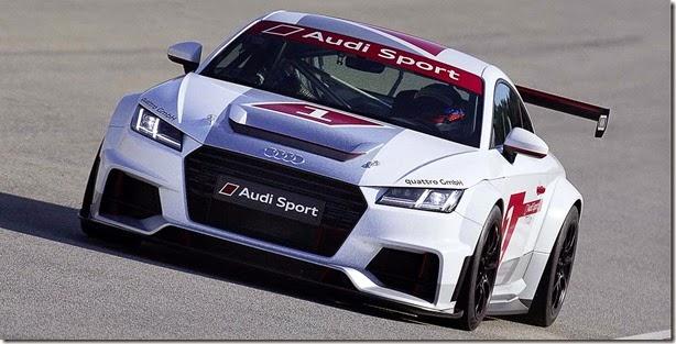 Audi Sport TT Cup