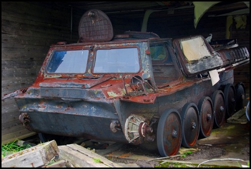 Tracked Vehicle, Matua