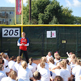 Camping with Jennie Finch